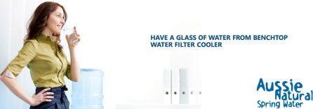 benchtop water filter cooler