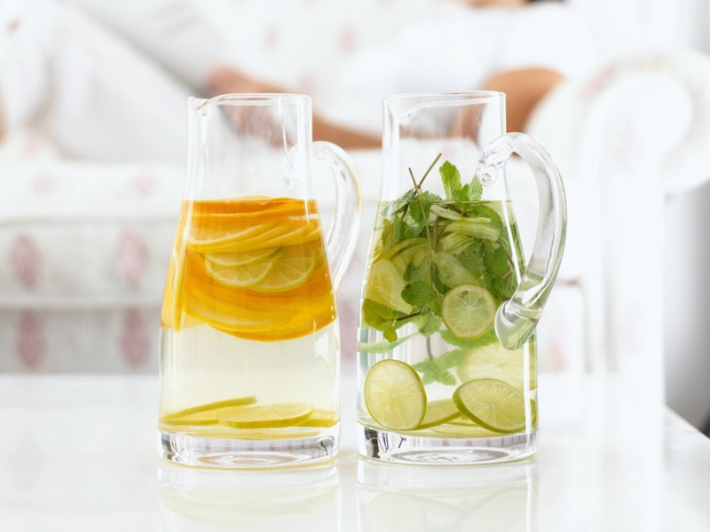Infused Spring Water