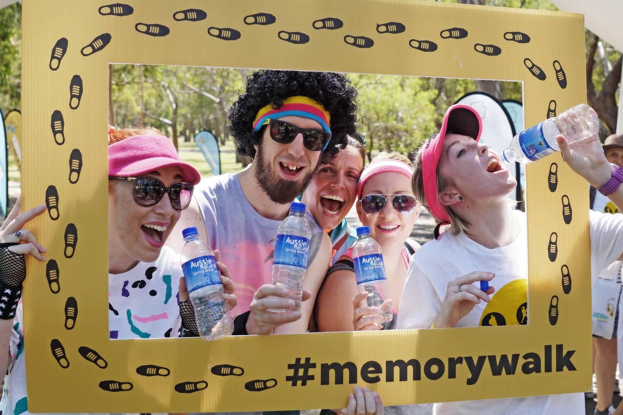 2015 Perth Memory Walk