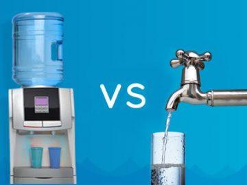 Water filters vs Tap Water