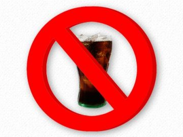 Summer Soft Drink Health Warning