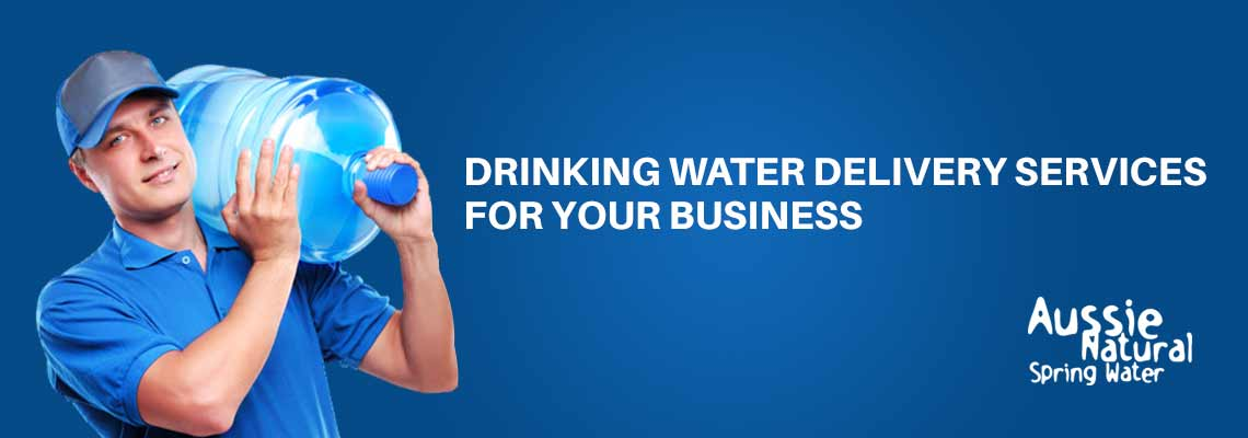 Drinking Water Delivery Services for Your Business