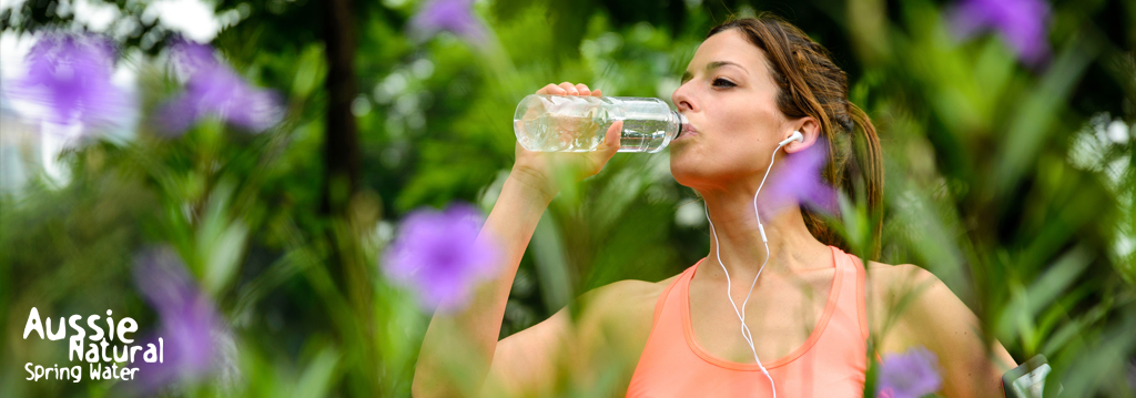 Good Health Could be Your Spring Water Bottle