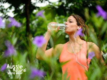 The Key to Good Health Could be Your Spring Water Bottle