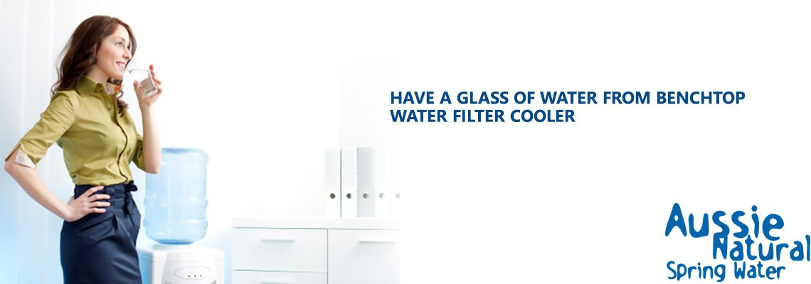 Benchtop Water Filter Cooler