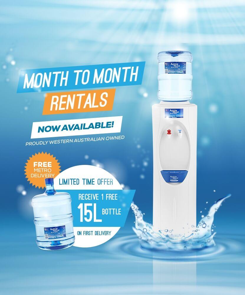 Monthly Rentals - Aussie Natural