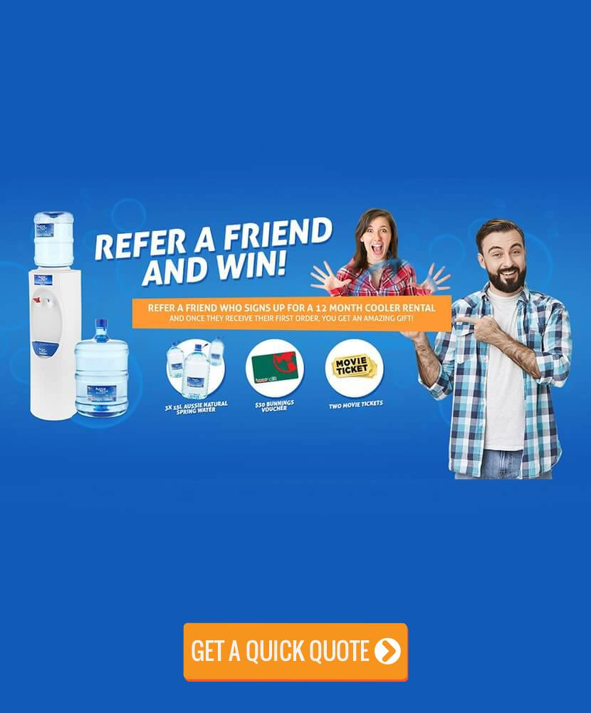Refer a Friend Banners - Aussie Natural