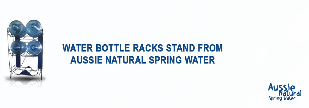 Water Bottle Racks Stand