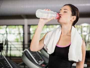 The Best Way to Stay Hydrated When Exercising