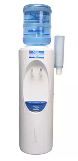 Water Cooler with Cups Holder