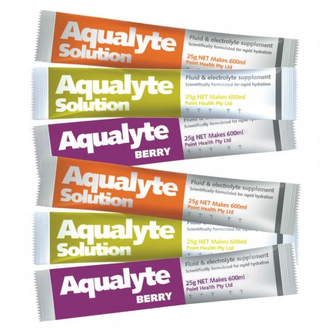 Aqualyte Solution 25g