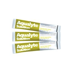 Aqualyte 25g lemon lime
