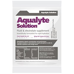 Aqualyte 800g berry