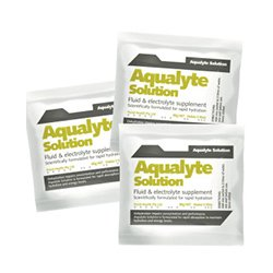 Aqualyte 80g lemon lime