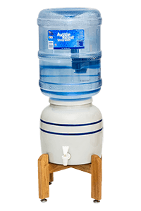Ceramic Water Cooler-Ceramic Kit with Bottle