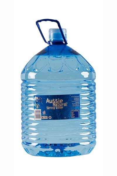 12 Litre Bottled Water