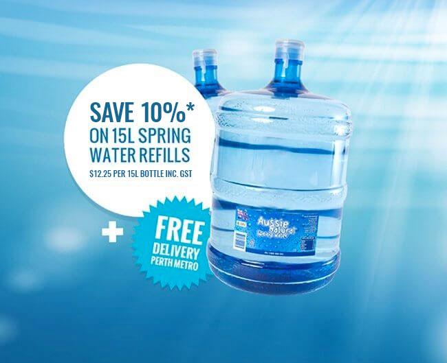 Cooler Refills Perth