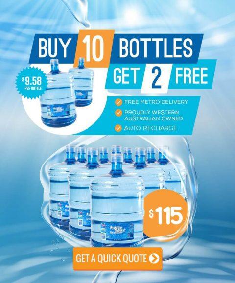 Buy 10 Get 2 Bottles Offer