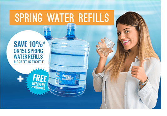 spring water refill