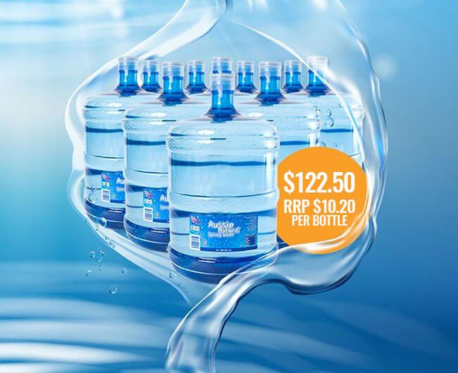 Water Refills Perth
