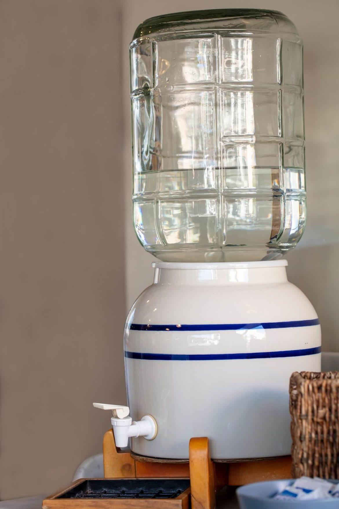 ceramic water dispenser