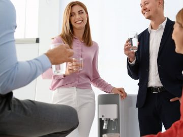Top Benefits of An Office Water Cooler