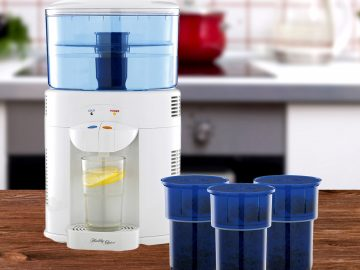 Why DONT you have a benchtop water dispenser yet?