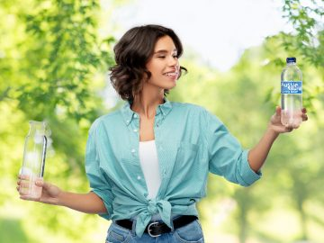 Healthy and Sustainable Living – Waste-free Spring Water