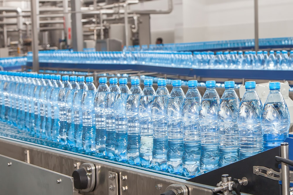 bottled water delivery